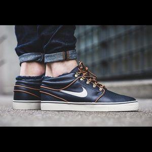 Nike Zoom Stefan Janoski Mid SB